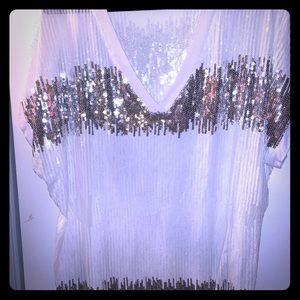 Sequins & Shimmer Top